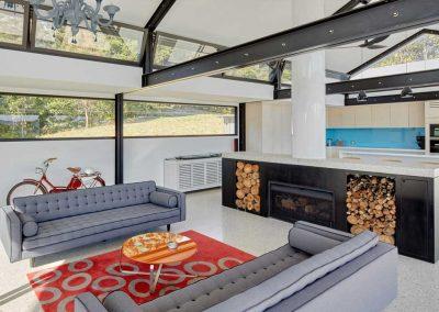 Kangaroo Valley Living Area