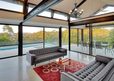 Kangaroo Valley Internal Living Area