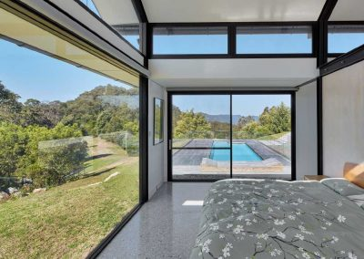 Kangaroo_Valley Internal Bedroom Pool Area
