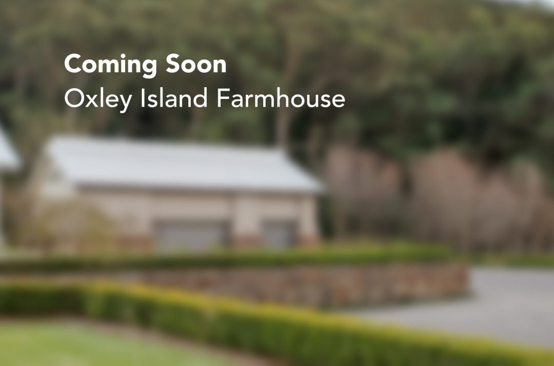 Oxley Island Farmhouse