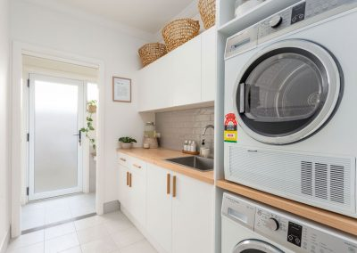 Coastal Living Laundry
