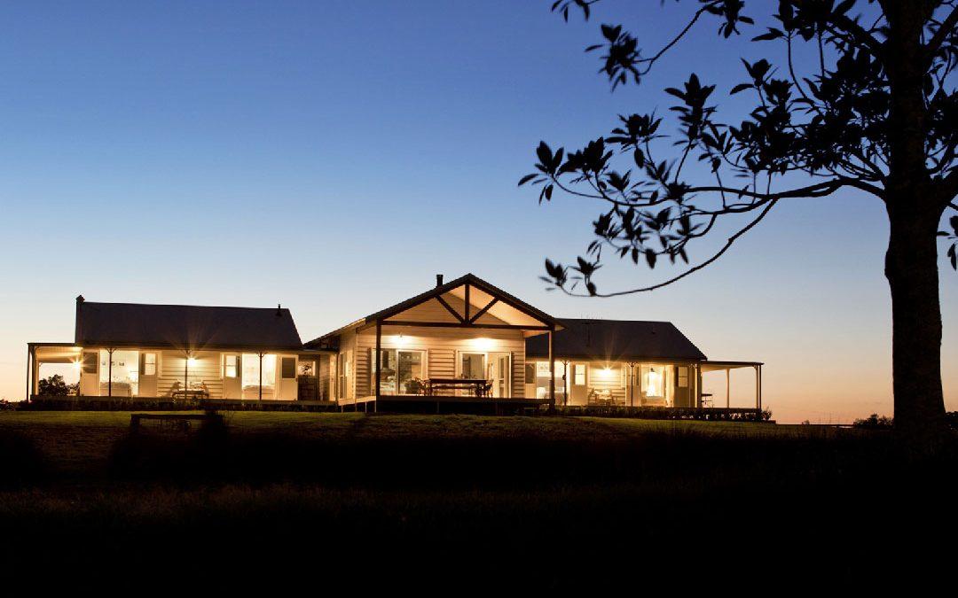 Oxley Island Farmhouse
